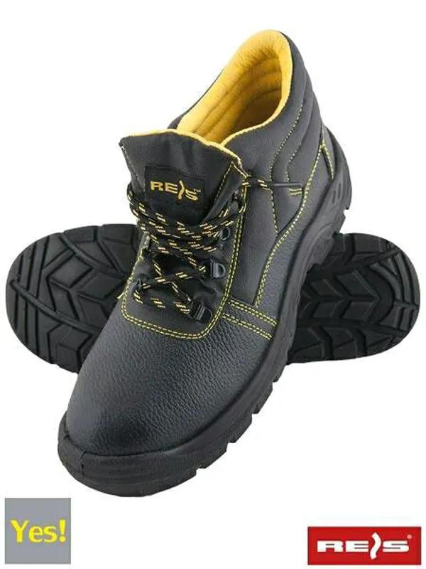 Робоче взуття Reis з металевим носком TSB
