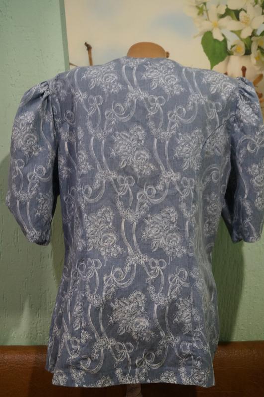 Блуза р.16 - Фото 2