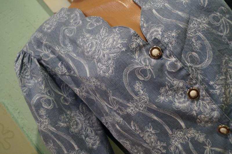 Блуза р.16 - Фото 4