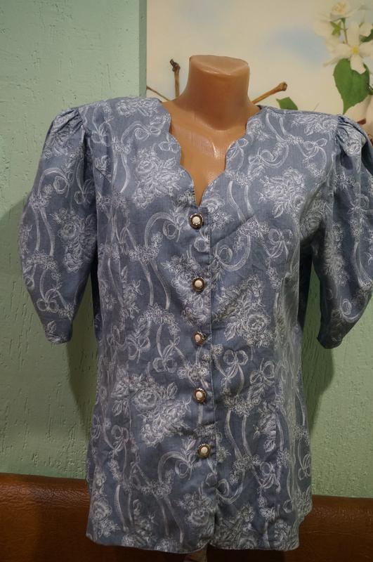 Блуза р.16 - Фото 5