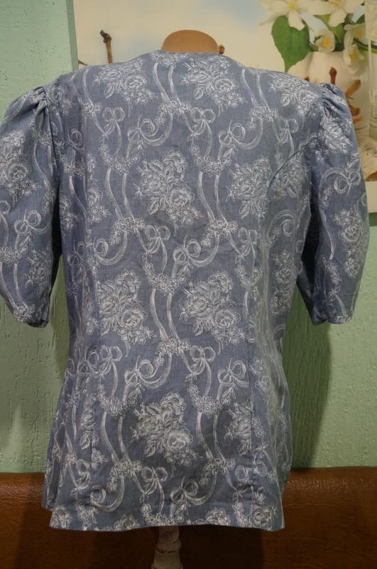 Блуза р.16 - Фото 6