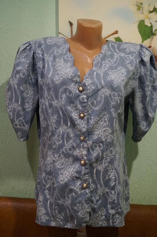 Блуза р.16 - Фото 7