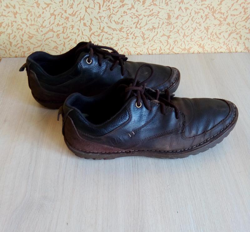 Осенние ботинки-мокасины cat (сaterpillar), 42р. - Фото 8