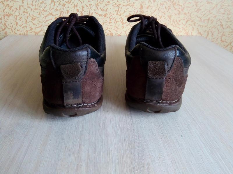 Осенние ботинки-мокасины cat (сaterpillar), 42р. - Фото 10