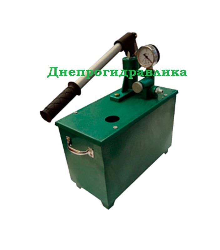 Насос опрессовочный ручной НР-500