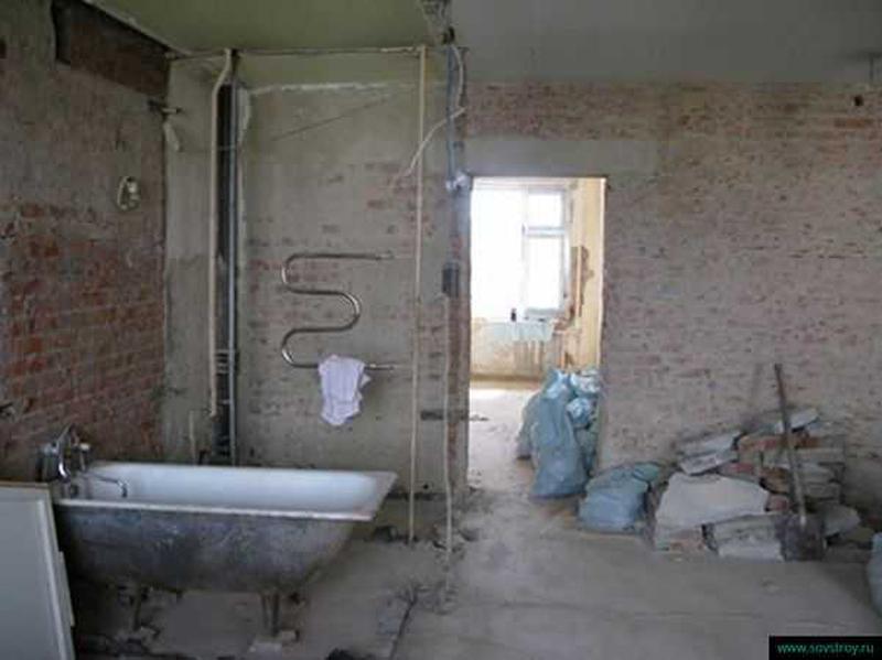Демонтаж стен,полов,плитки, штукатурки и т.д. - Фото 2