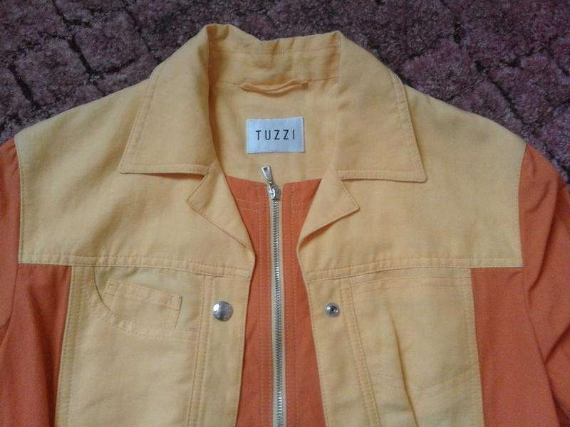 Яркий пиджак tuzzi - Фото 2