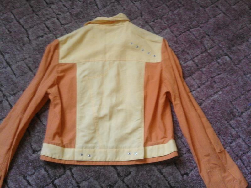 Яркий пиджак tuzzi - Фото 3