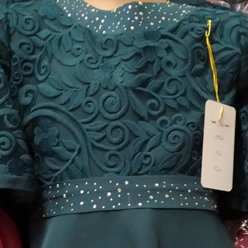 Нарядное платье для девочки - Фото 3