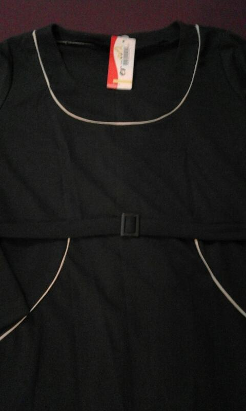 Трикотажное платье польша - Фото 2
