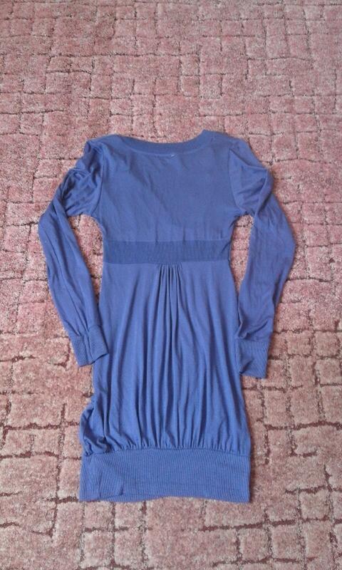 Красивое платье туника - Фото 2