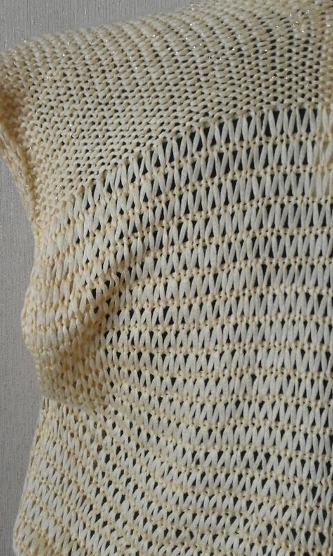 Вязаная жилетка morgan - Фото 3
