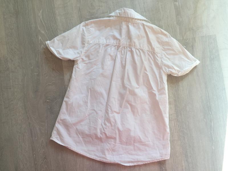 Рубашка oshkosh размер 8 (на рост 128-136см) - Фото 2