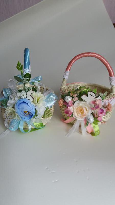 Декоровані кошики та декор - Фото 6