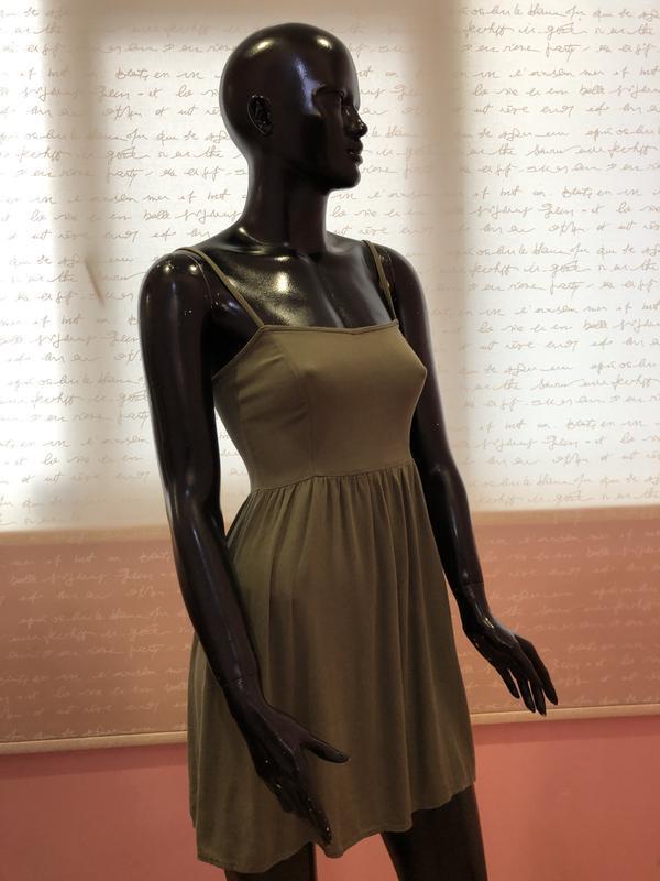 Платье, сарафан струящееся, лёгкое и воздушное бренда h&m, 100...