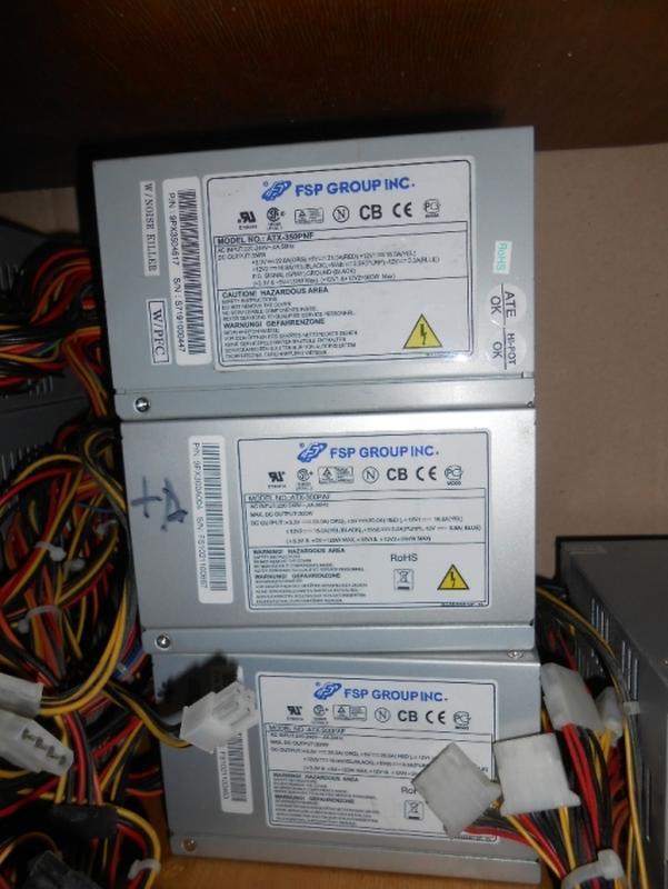 Блок питания для компьютера Fsp 350 w