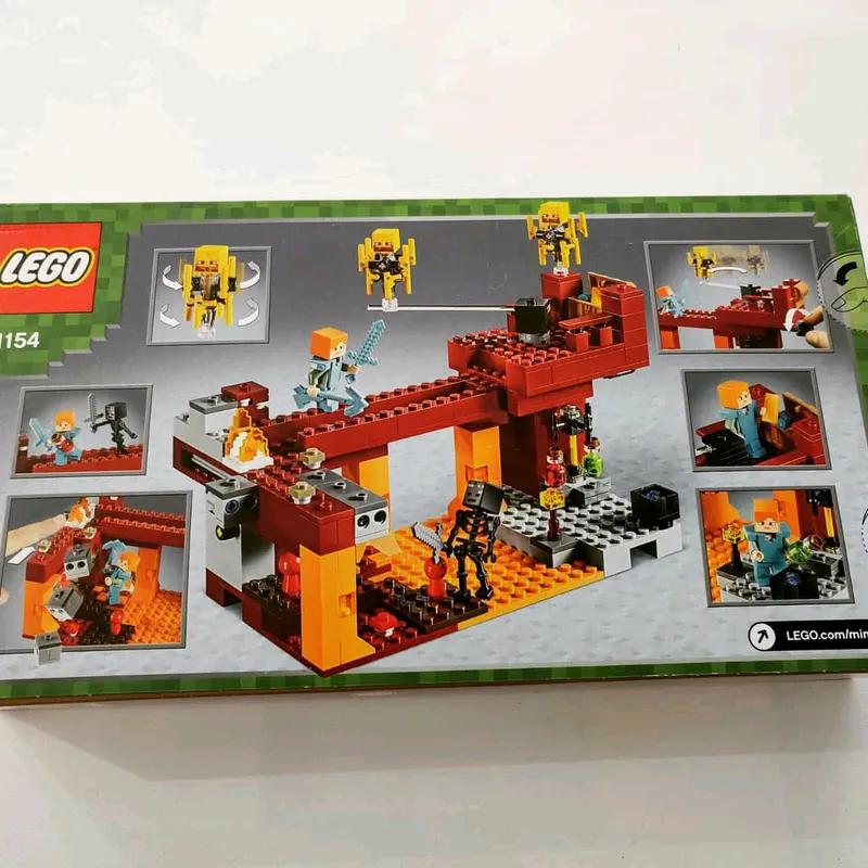 Лего оригинал по лучшей цене Lego Minecraft