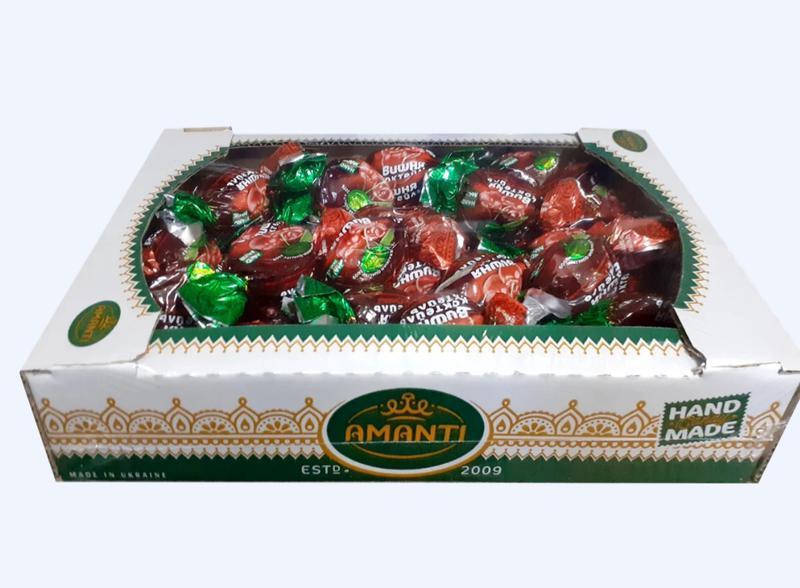 Клубничный микс*Пина колада*Манго и много вкусных конфет - Фото 6