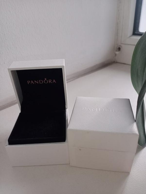 Фирменный мешочек для украшений пандора pandora - Фото 2