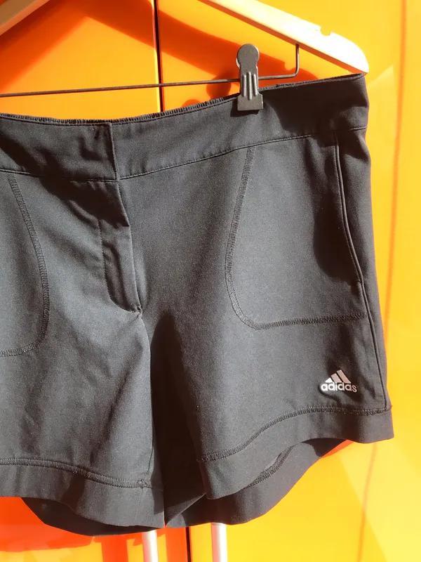 Шорты женские adidas спорт фитнес йога Nike puma - Фото 2