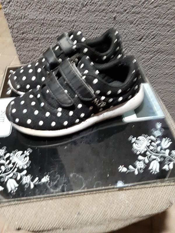 Оригинальные детские демисезонные кроссовки на девочку - Фото 5