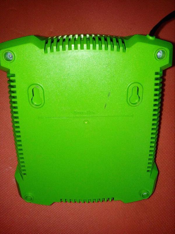 Зарядное устройство Garden 40v li-tion - Фото 3
