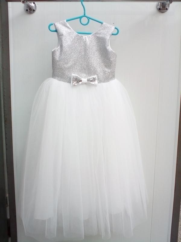 Детское платье 5 лет