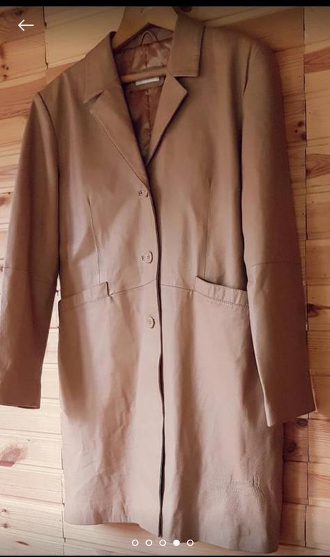 Пальто  из натур.кожи !!!🔥🔥🔥 - Фото 4
