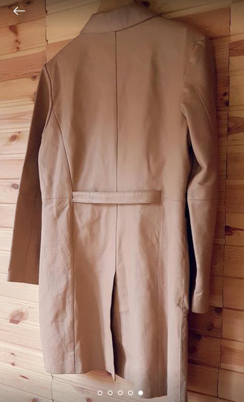 Пальто  из натур.кожи !!!🔥🔥🔥 - Фото 5