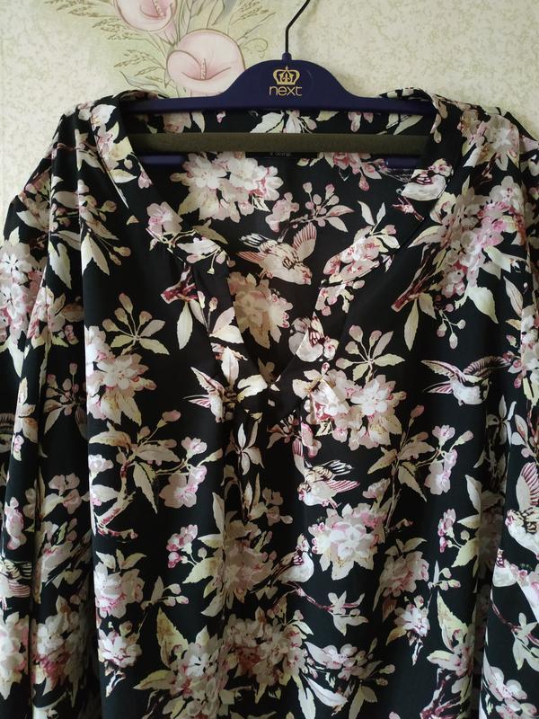 Очень красивая блузка george - Фото 3