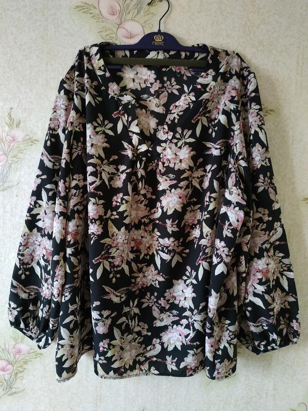 Очень красивая блузка george - Фото 7