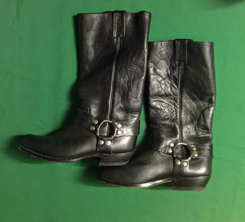 Ковбойские кожаные сапоги sancho boots - Фото 2