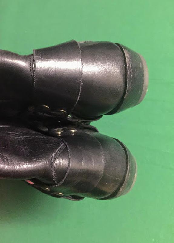 Ковбойские кожаные сапоги sancho boots - Фото 3
