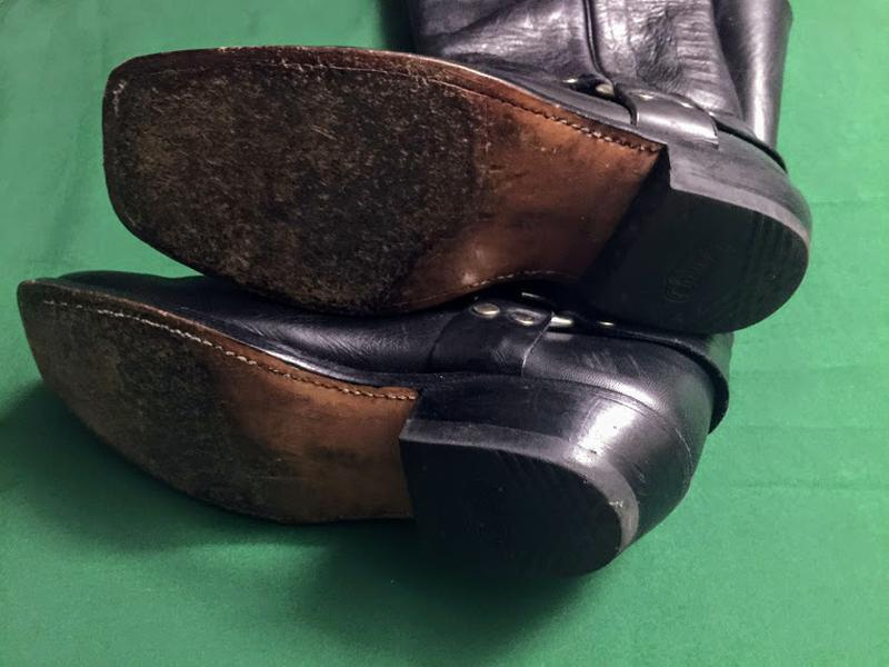 Ковбойские кожаные сапоги sancho boots - Фото 5