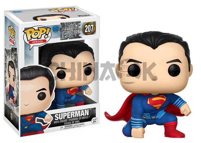 Фигурка Funko POP Superman - Justice League - Супермен №207