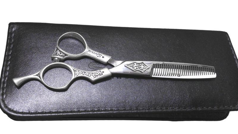 Ножницы профессиональные парикмахерские SНАrОnds ( 6.0 дюймов ) - Фото 4