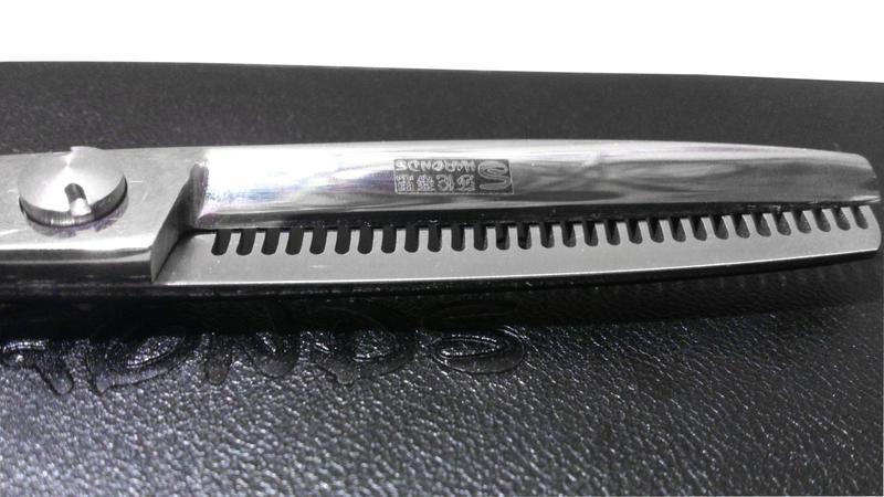 Ножницы профессиональные парикмахерские SНАrОnds ( 6.0 дюймов ) - Фото 7