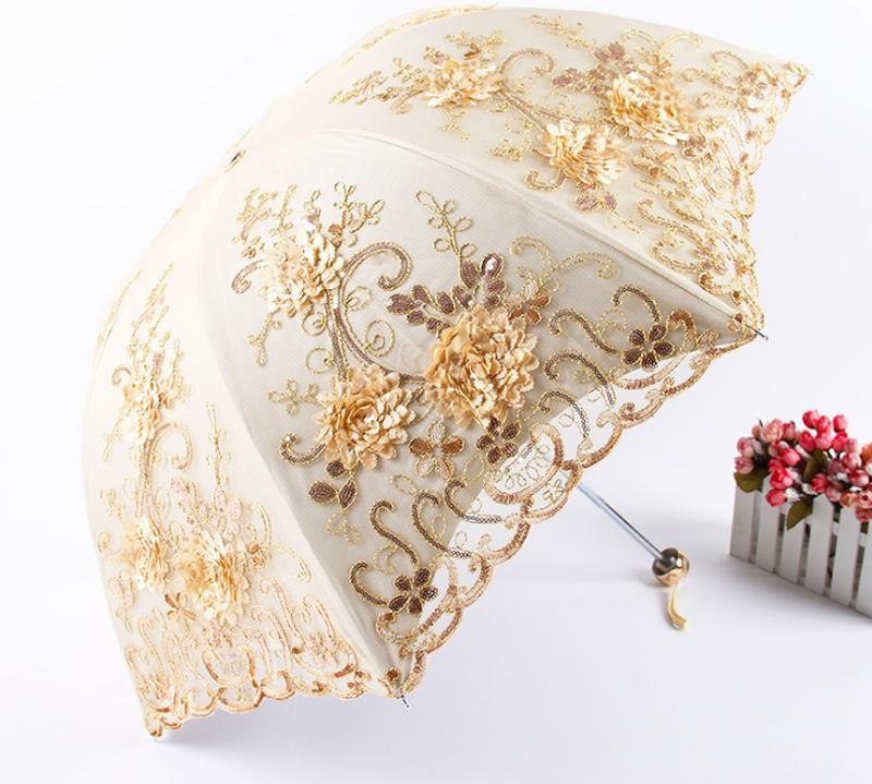 Зонт от дождя и солнца, 5 цветов - Фото 3