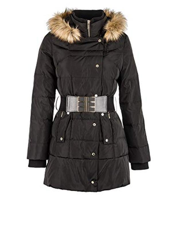 Парка пуховик куртка зимняя morgan. германия.