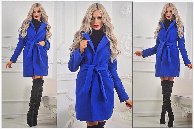 Женское пальто - Фото 2