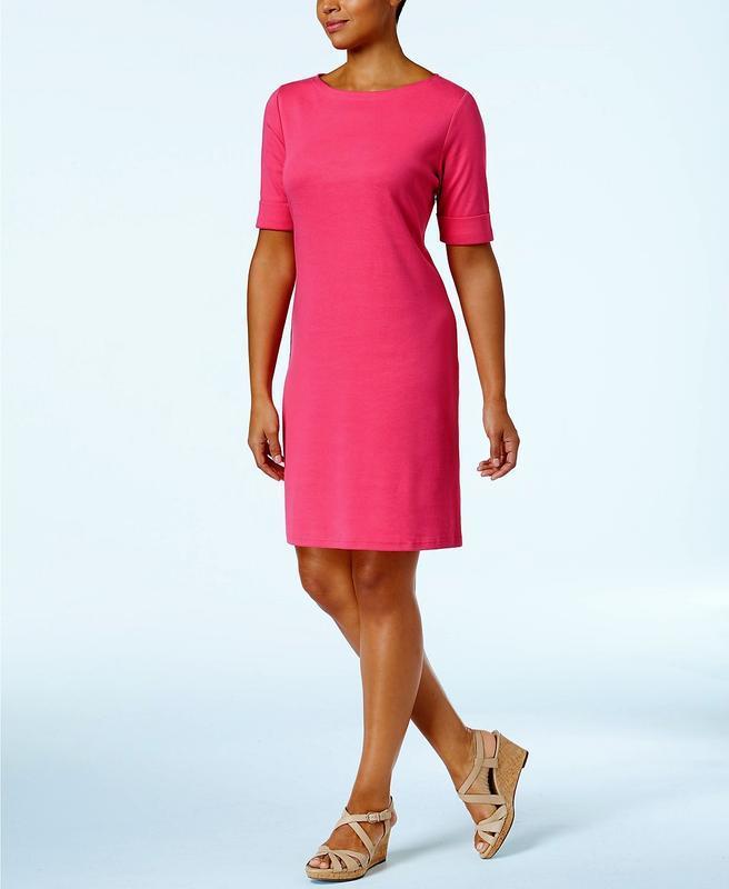 Платье футболка 100% cotton сочного яркого цвета с рукавами по...