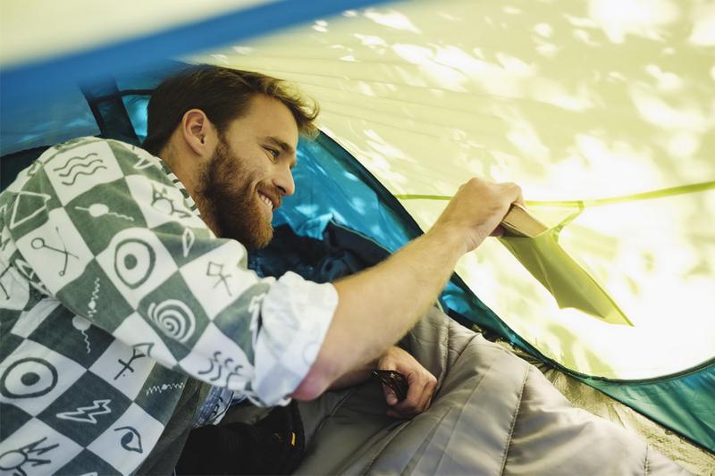 Туристическая летняя Палатка Cool Quick (2-х местная) автомат - Фото 10
