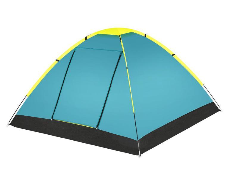 Летняя туристическая 3-х местная походная палатка - Фото 8
