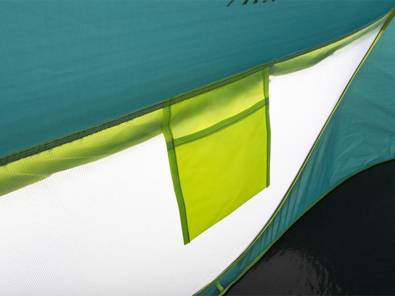 Летняя туристическая 2-х местная палатка автомат - Фото 10