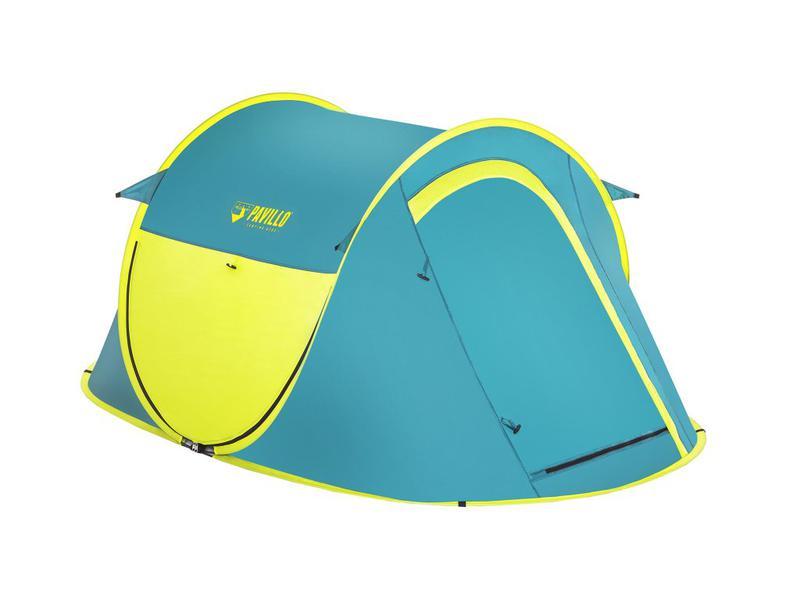 Летняя туристическая 2-х местная палатка автомат - Фото 8