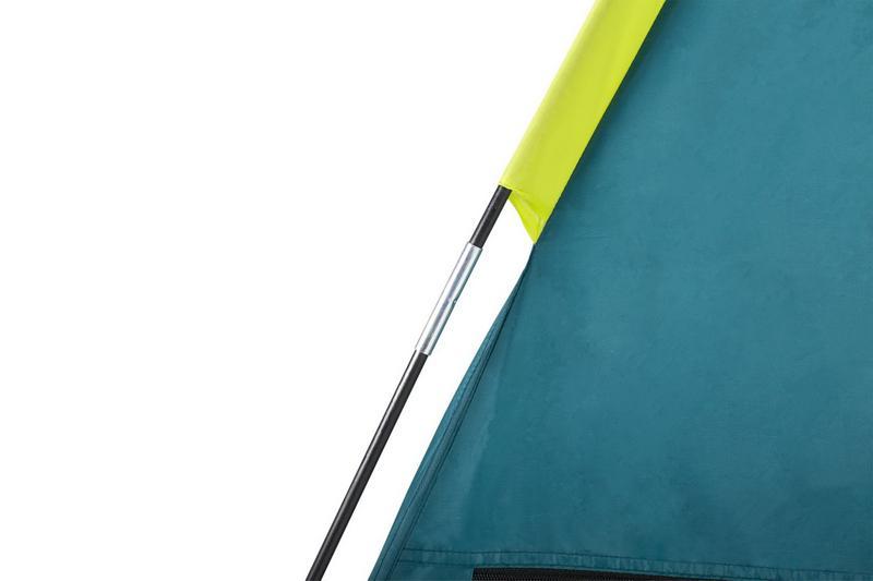 Летняя туристическая 3-х местная палатка - Фото 8