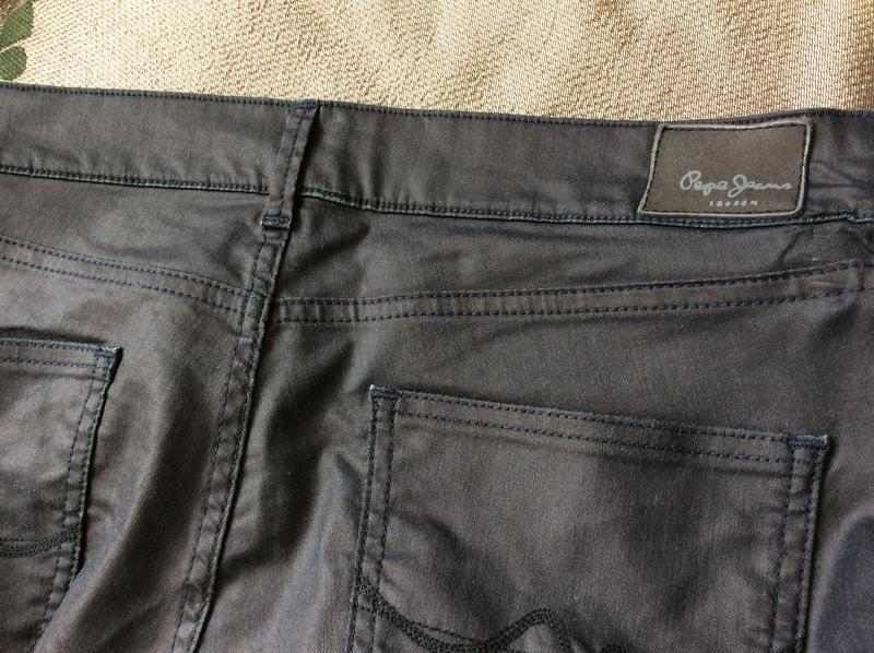 Джинсы skinny pepe jeans - Фото 4