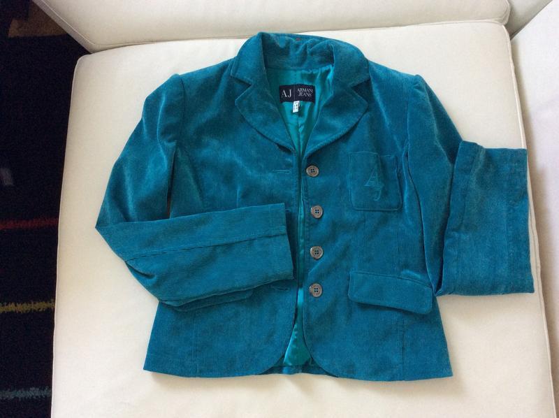 Красивый пиджак от armani jeans оригинал - Фото 3