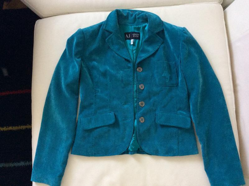 Красивый пиджак от armani jeans оригинал - Фото 4