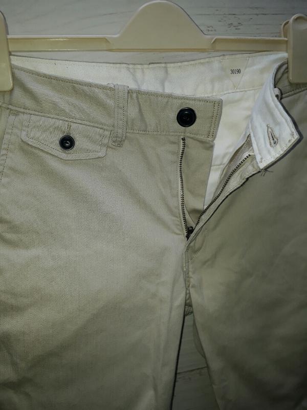 Шорты светлые мужские levis - Фото 3